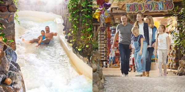 Erholung, Familienspaß und sportliche Action bei Center Parcs