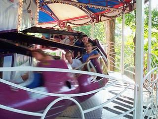 Der Freizeitpark DelGrosso's Amusement Park © DelGrossos Amusement Park