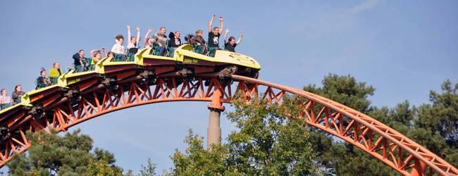 Der Freizeitpark Holiday Park in Haßloch