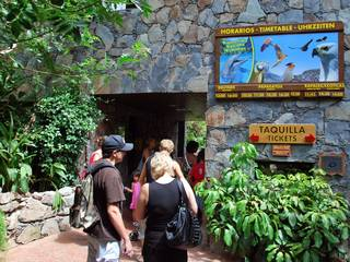 Der Tierpark Palmitos Park auf Gran Canaria