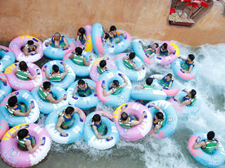 Chimelong Water Park © Chimelong Water Park