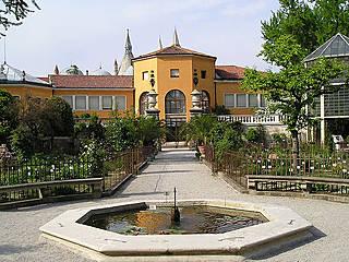 Im Botanischen Garten Padua. © Semolo75